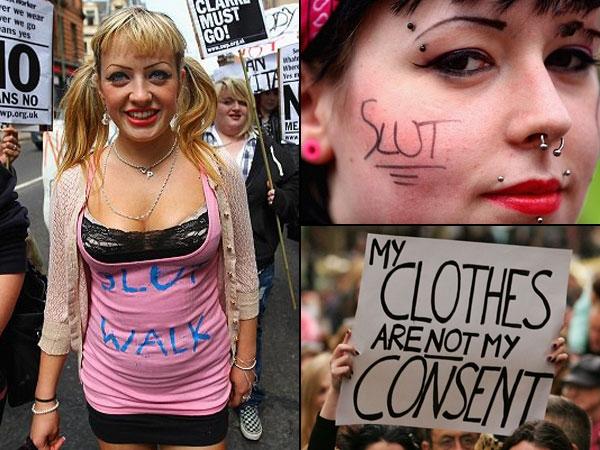 Like whores dress women slut