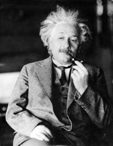 Einstein CERN